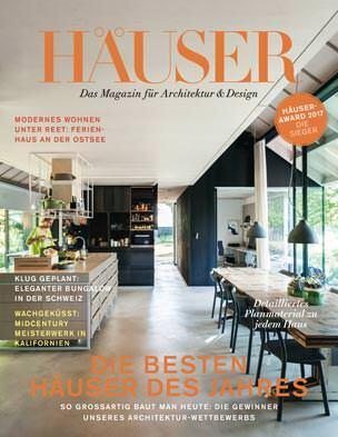 HÄUSER, das Magazin für Architektur & Design von Gruner+Jahr