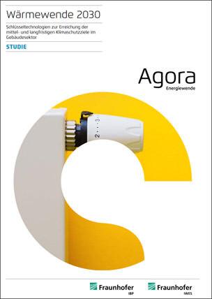 """Agora-Studie """"Wärmewende 2030"""""""