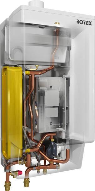 Rotex HPU hybrid