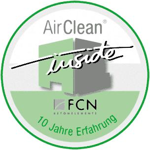 AirClean inside