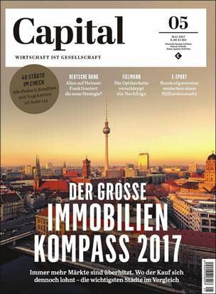 Wirtschaftsmagazin Capital