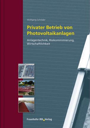 Titelbild: Privater Betrieb von Photovoltaikanlagen