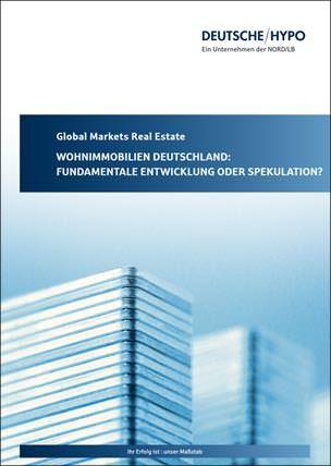 """Deutsche Hypo-Studie: """"Keine Preisblase am Wohnungsmarkt"""""""