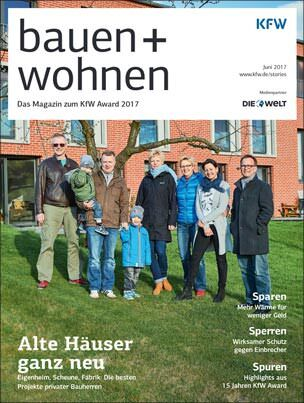 KfW Award Bauen 2017