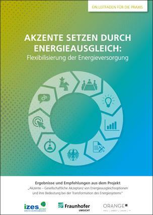 """Strategieleitfaden """"Akzente setzen durch Energieausgleich: Flexibilisierung der Energieversorgung"""""""