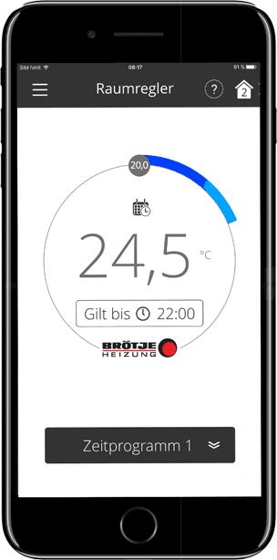 IDA-App von Brötje