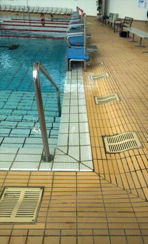 das schnellste wasser der welt die m nchner olympia schwimmhalle wird saniert. Black Bedroom Furniture Sets. Home Design Ideas