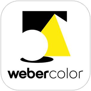 Webercolor neue augmented reality app von weber hilft der for Wandfarben simulator