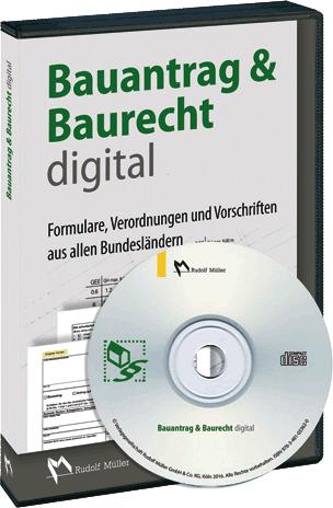Bauantrag & Baurecht digital 7/2017