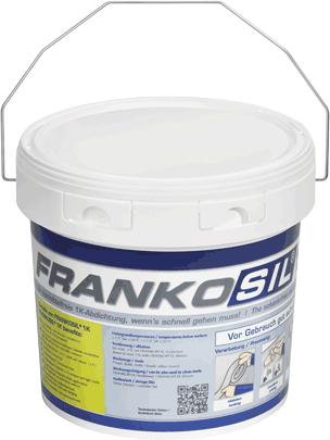 Frankosil 1K Flüssigkunststoff