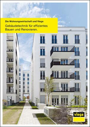 Wohnungswirtschaft-Broschüre