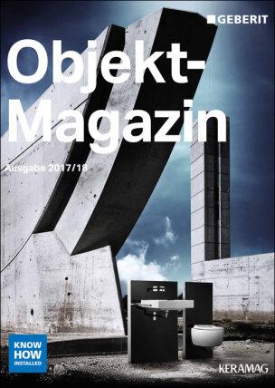 Objekt-Magazin von Geberit und Keramag