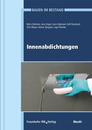 Buchcover über Innenabdichtungen