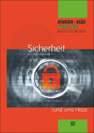 """Broschüre """"Sicherheit rund ums Haus"""""""