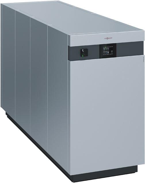 Hochtemperatur-Wärmepumpe Vitocal 350-HT Pro