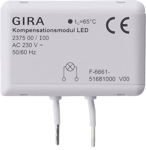 Kompensationsmodul LED von Gira