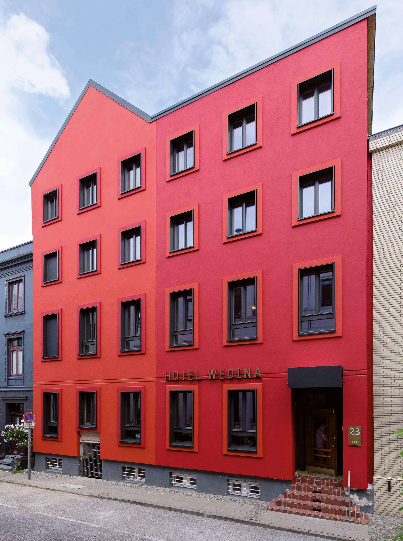 Neuanfang Fur Das Hamburger Hotel Wedina Mit Corbusier Farben