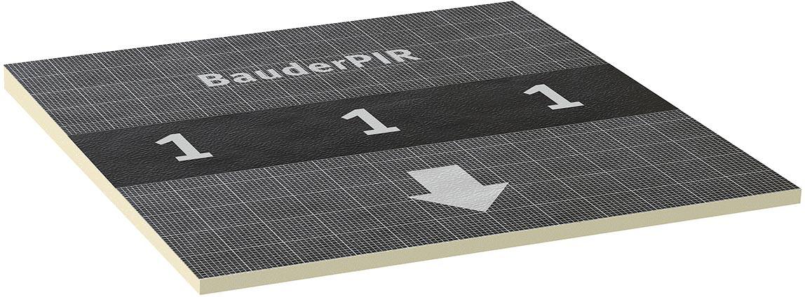 """Beliebt PIR-Gefälledämmung """"von der Stange"""" neu von Bauder (nicht nur) für LD37"""