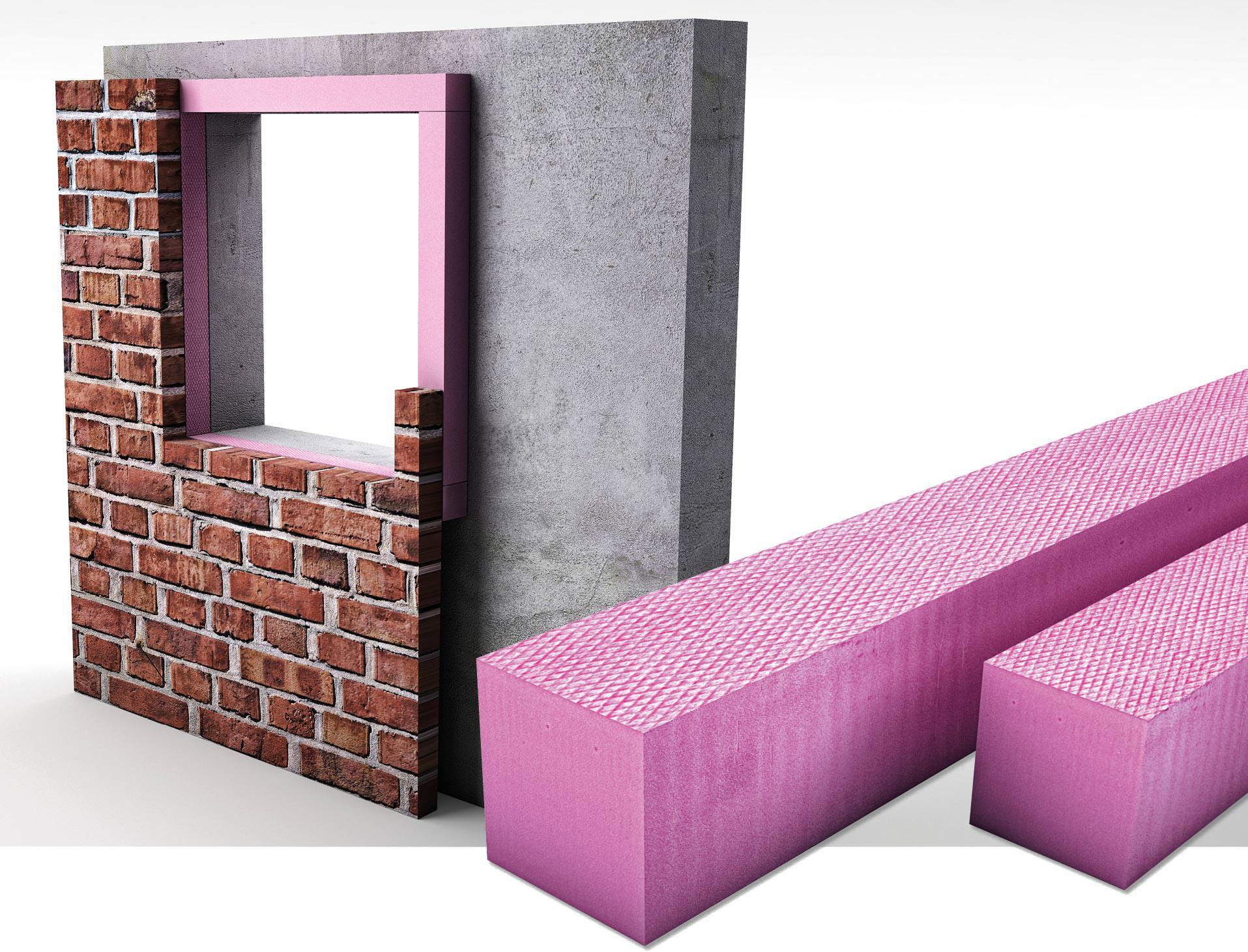 d mmung im zweischaligen mauerwerk an neuralgischen punkten. Black Bedroom Furniture Sets. Home Design Ideas