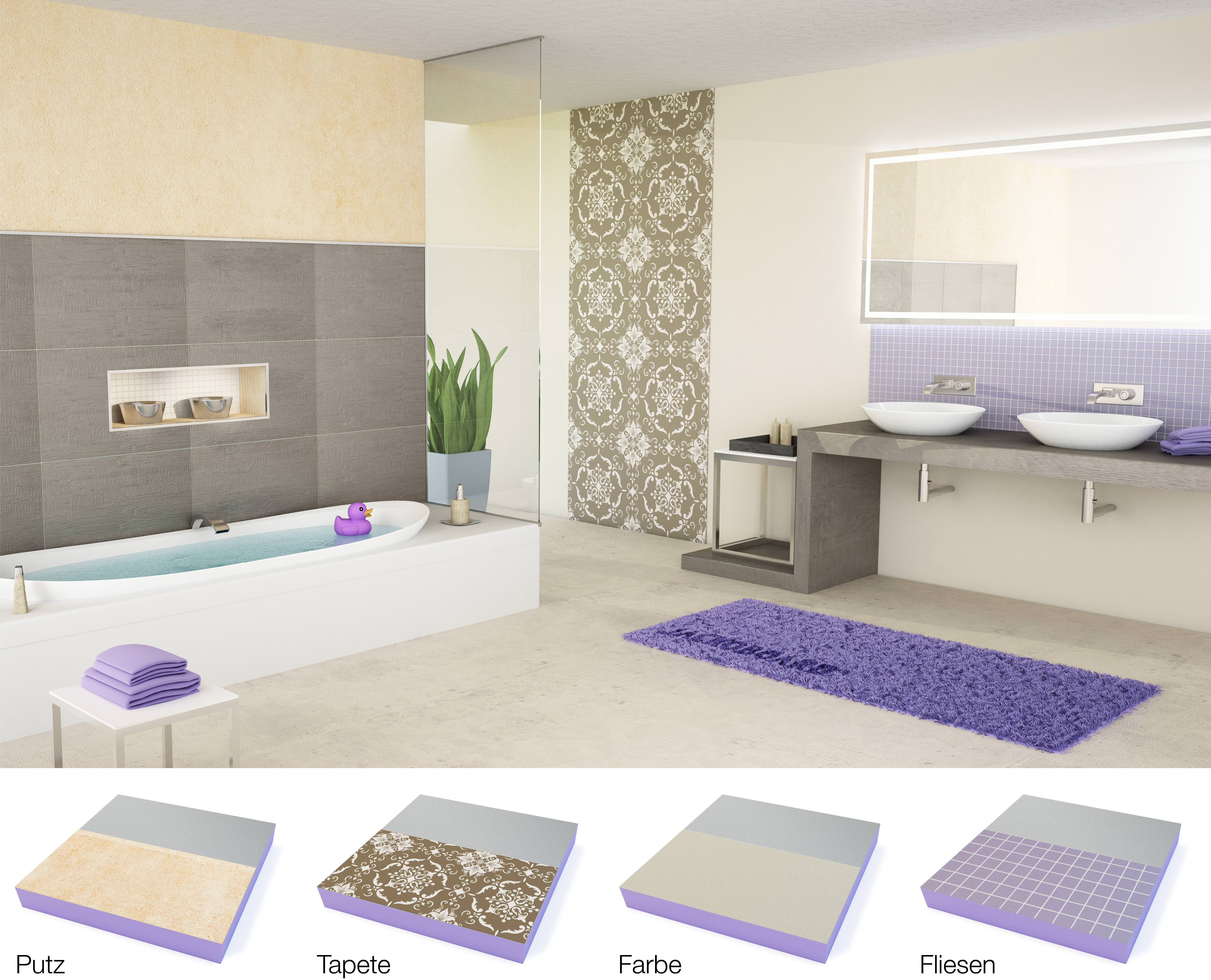 badsanierung mit beschichteten jackoboard plano premium-bauplatten