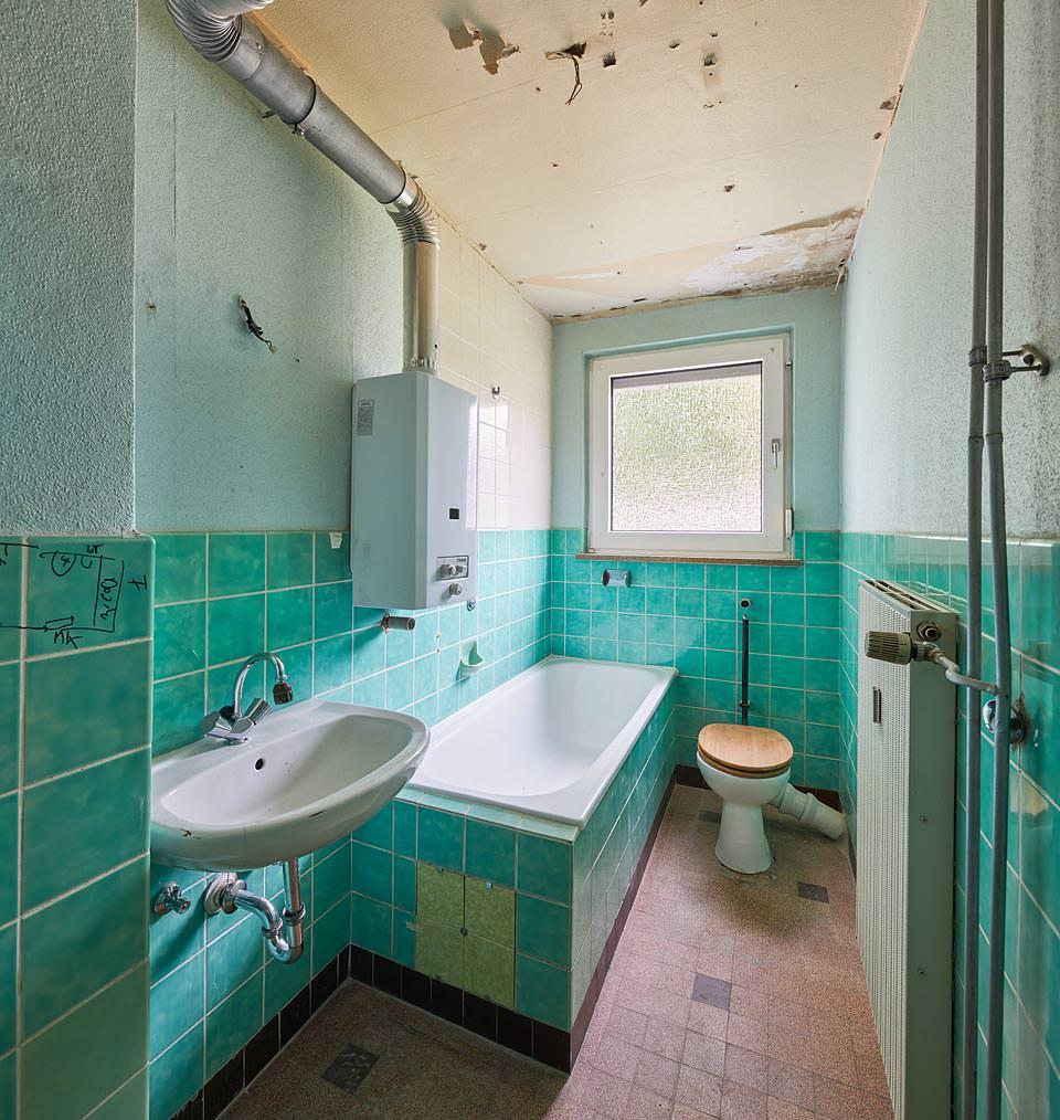 Wohnungsbaugesellschaft Vivawest baut Prototyp für Badsanierung