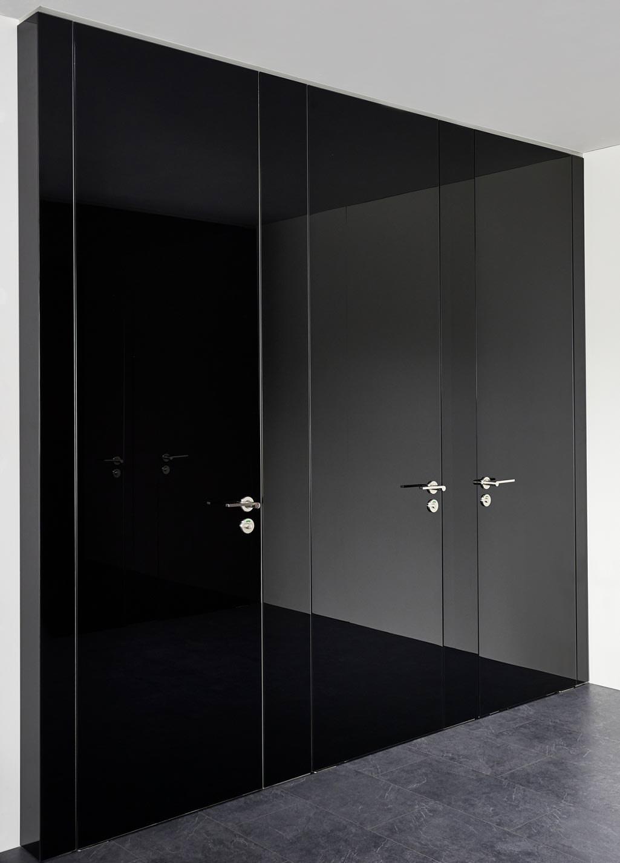 Vento: Schäfers neue raumhohe, minimalistische WC-Trennwand aus viel ...