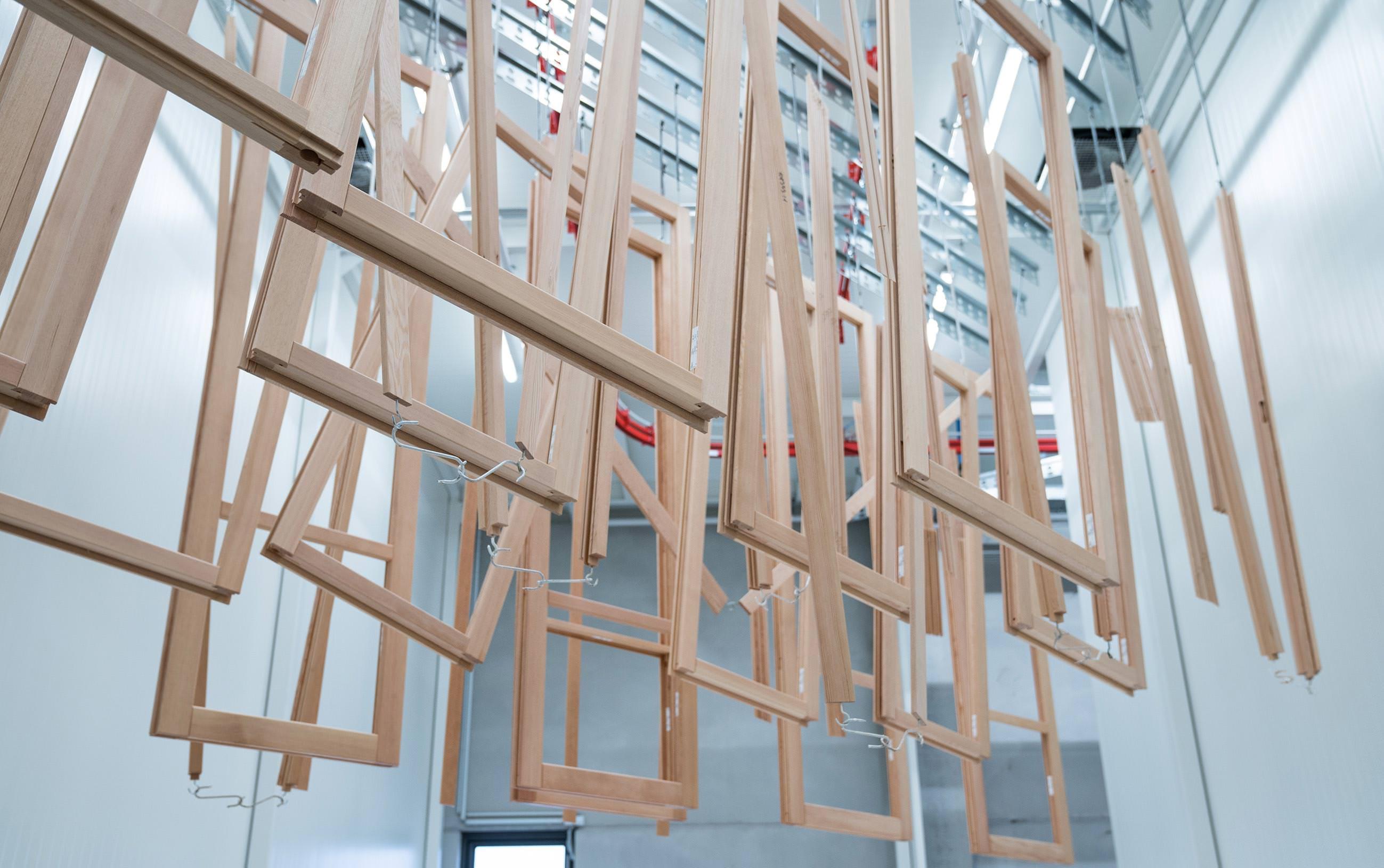 Lack versus Lasur: Neue Glas-Faltwand von Solarlux mit ...