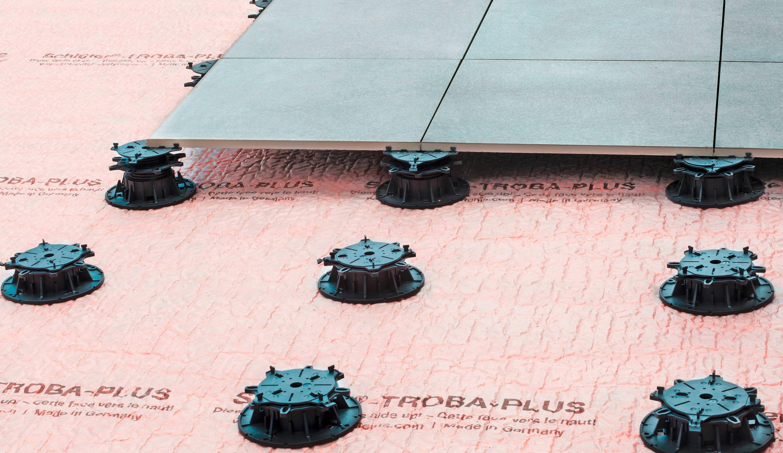 Selbsttragende Balkon Und Terrassen Platten Mit Plattenlagern Von