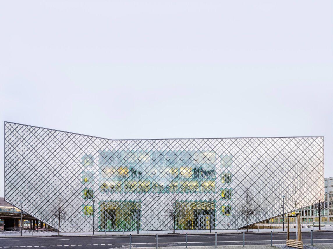 Futurium in Berlin von Richter Musikowski (Foto © Dacian Groza, Berlin)