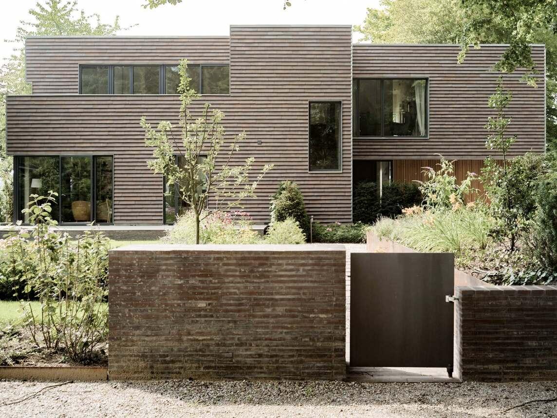 Einfamilienhaus in Timmdorf von Wacker Zeiger Architekten (Foto © Nele Martensen, Hamburg)