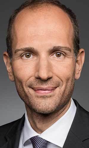 Jürgen Michael Schick, Präsident des IVD Bundesverbandes
