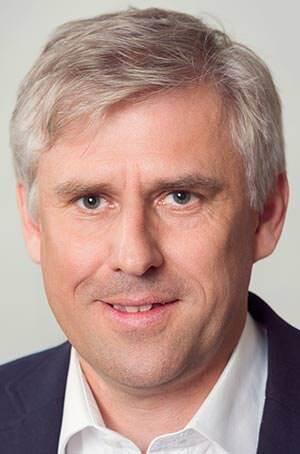 DDV-Präsident Carsten Henselek