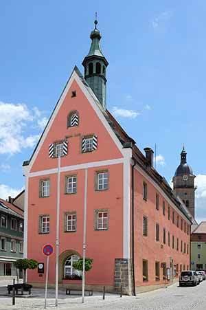 Auerbacher Rathaus