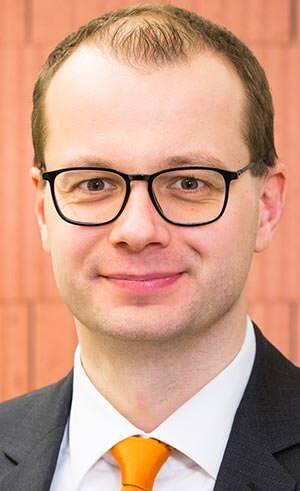 Matthias Frederichs, Hauptgeschäftsführer des Bundesverbands der Deutschen Ziegelindustrie