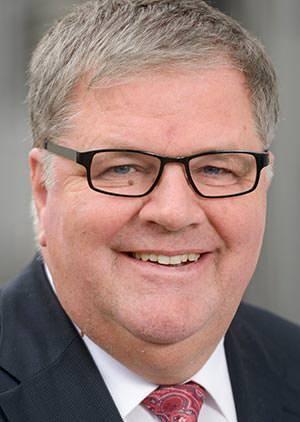 Uwe Glock, Vorsitzender der Bosch Thermotechnik-Geschäftsführung
