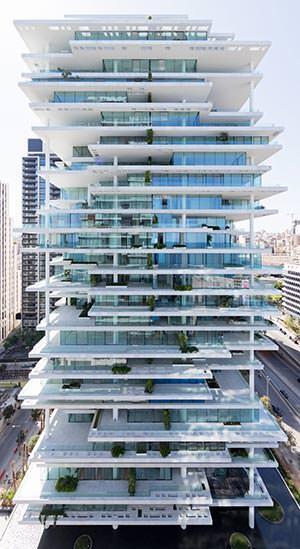 Beirut Terraces (Beirut/Libanon)