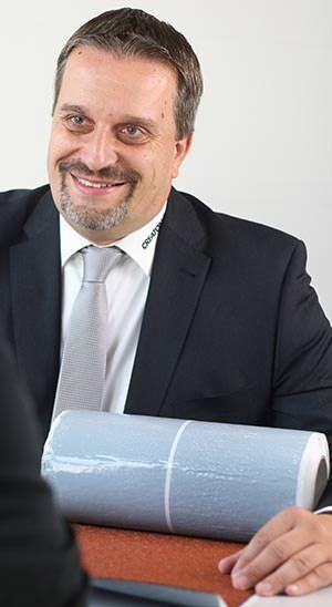 Sven Reintjes, Creaton Verkaufsleiter Components