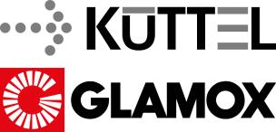 Logos von der O. Küttel AG und Glamox AS
