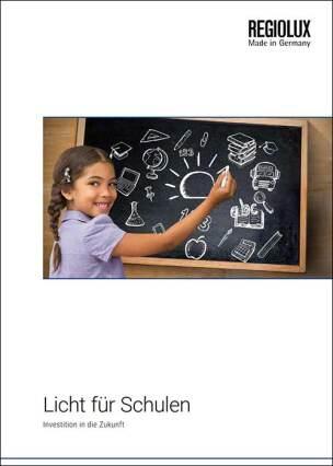 """Broschüre """"Licht für Schulen"""""""
