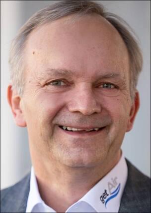 getAir-Geschäftsführerwechsel Gerald Harml