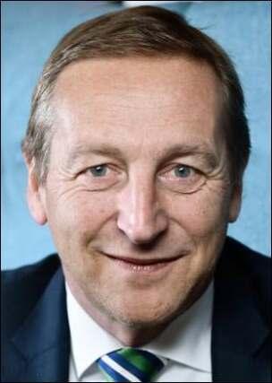 BFW-Präsident Andreas Ibel