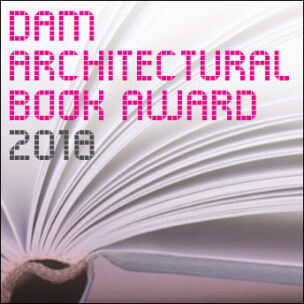 Logo DAM Architectural Book Award 2018