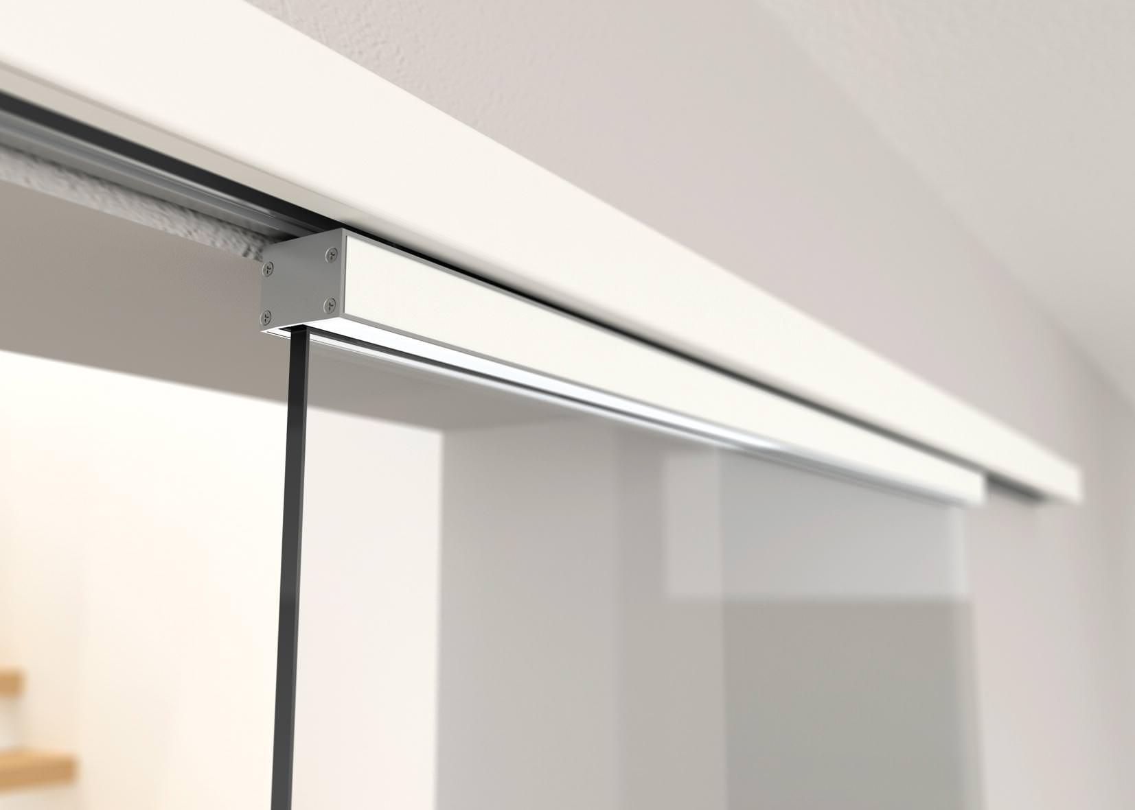 Sehr Neue Glasschiebetüren-Aufnahme fürs Schiebetürsystem 40/80 von WU66
