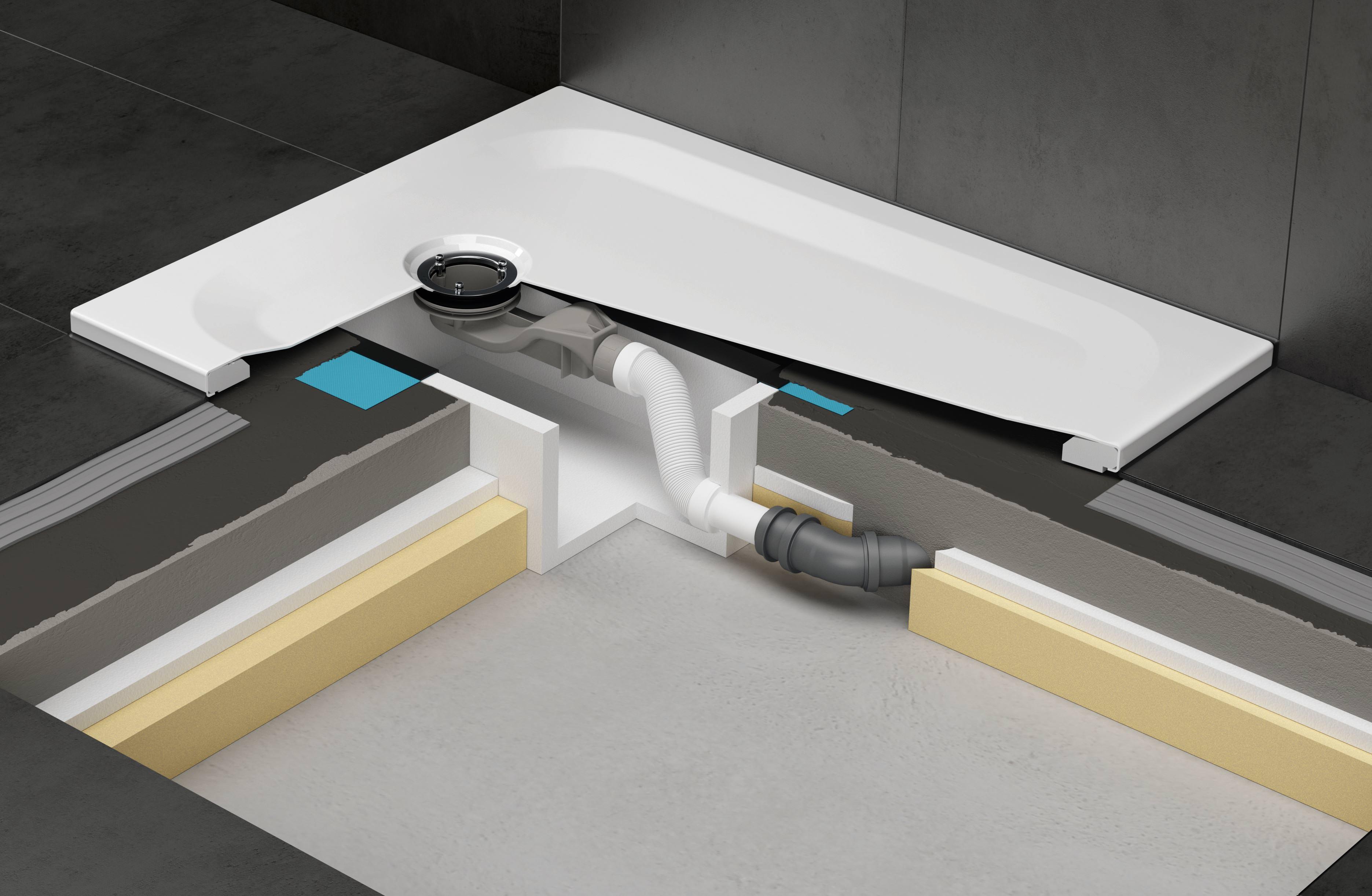 Neue Installationsbox von Bette erleichtert Montage und ...