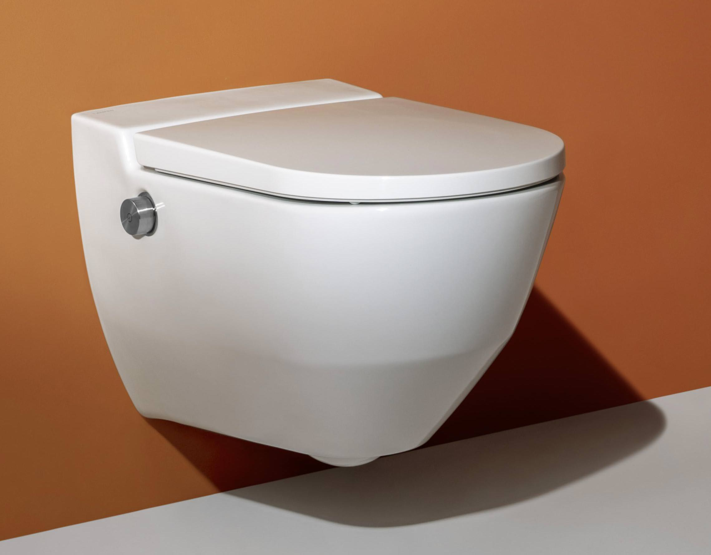 Cleanet Navia: Abgespecktes Dusch-WC von Laufen mit ...