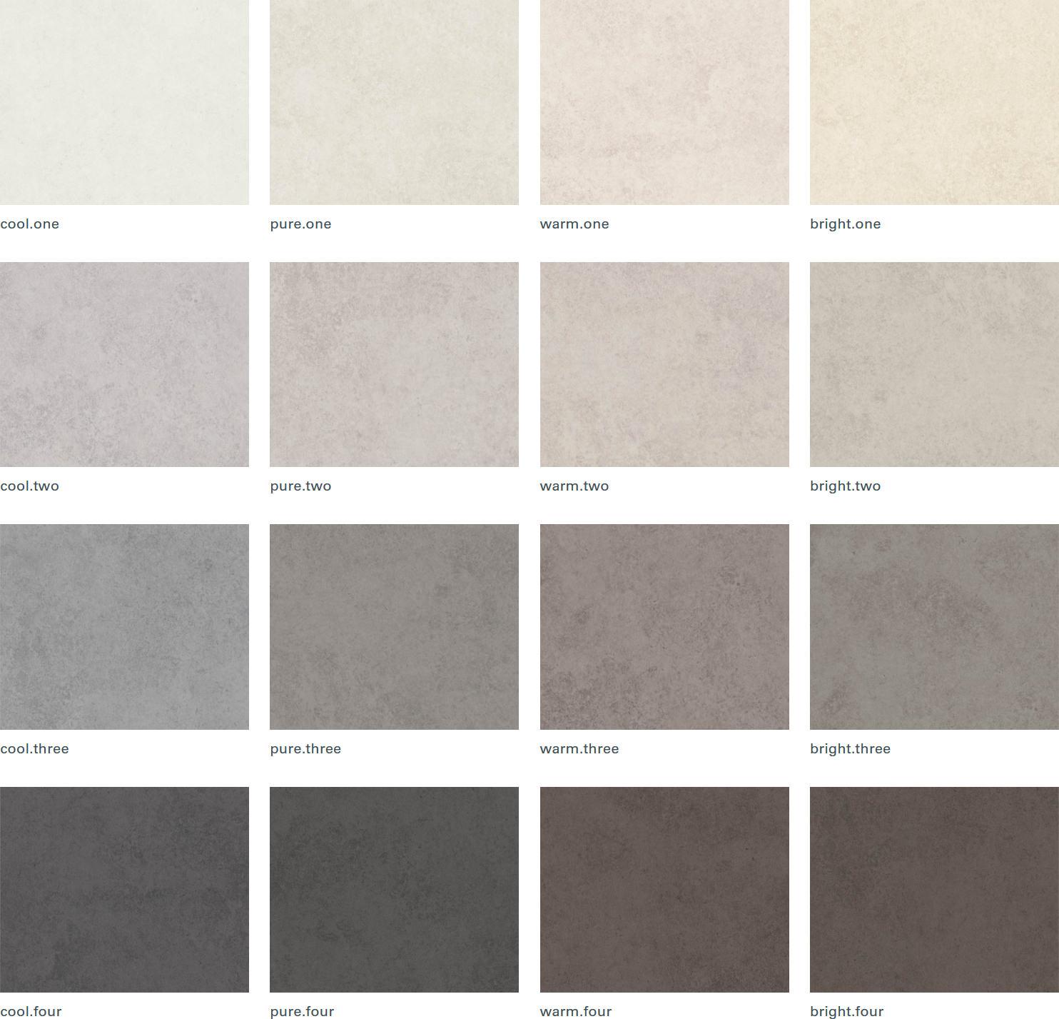 So Bunt Kann Mit Purline Bioboden Wineo 1500 Fusion Die Farbe Grau Sein