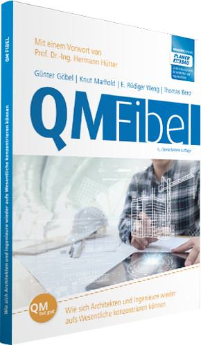 QM-Fibel von Planer am Bau in 3. Auflage erschienen