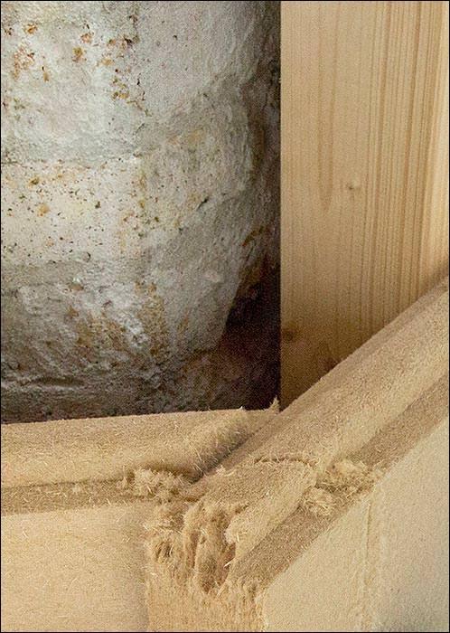 Altbausanierung mit einem spezialisierten Holzfaserdämmsystem von Gutex