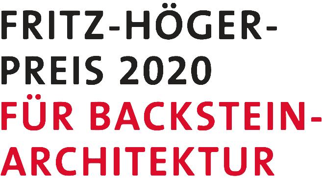 Fritz-Höger-Preis 2020 für Backstein-Architektur mit insgesamt 10.000 Euro dotiert