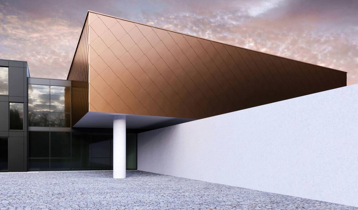 Neue Fassadensysteme Von Zambelli F 252 R Die Vorgeh 228 Ngte